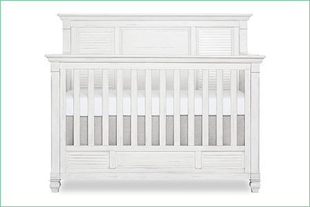 évolur CAPE MAY 5-in-1 Convertible Crib