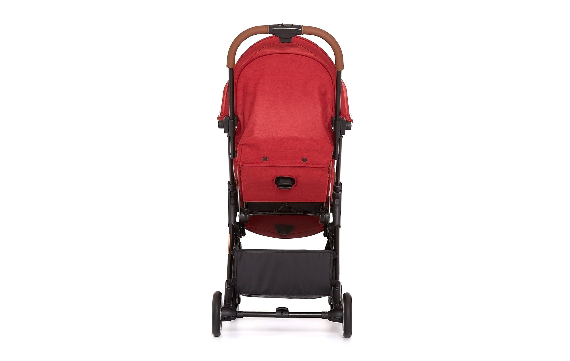 Evolur Vogue Stroller Red 03