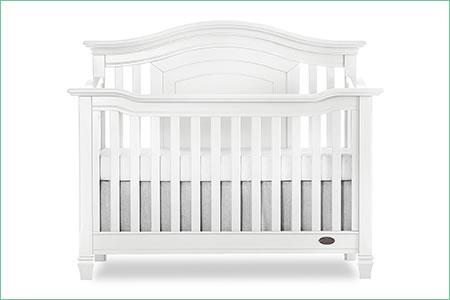 évolur FAIRBANKS 5-in-1 Convertible Crib