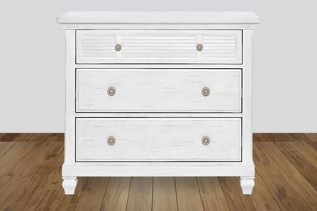 CAPE MAY (3 DRAWER CHEST)