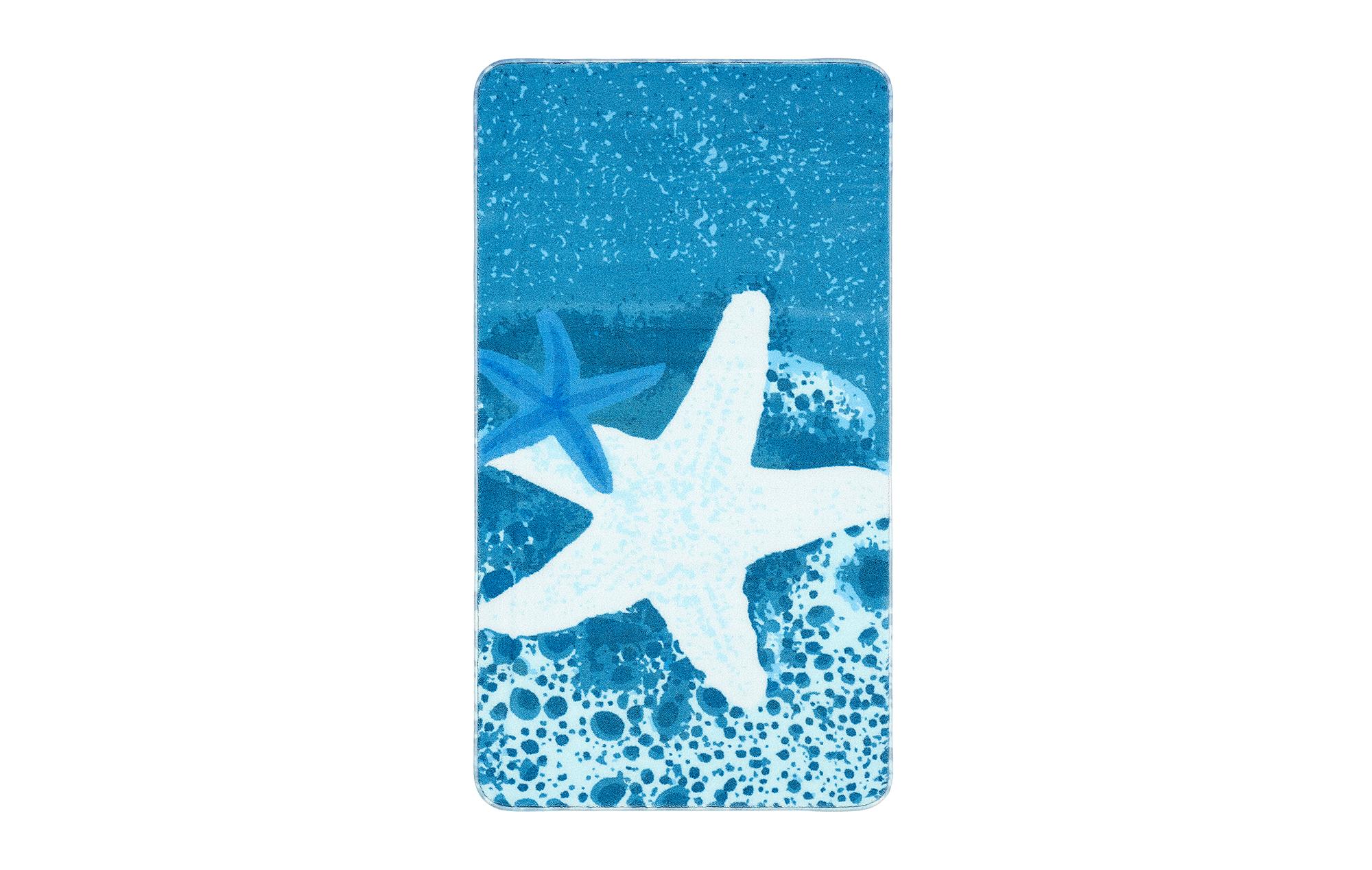 Star Fish Nursery Rug