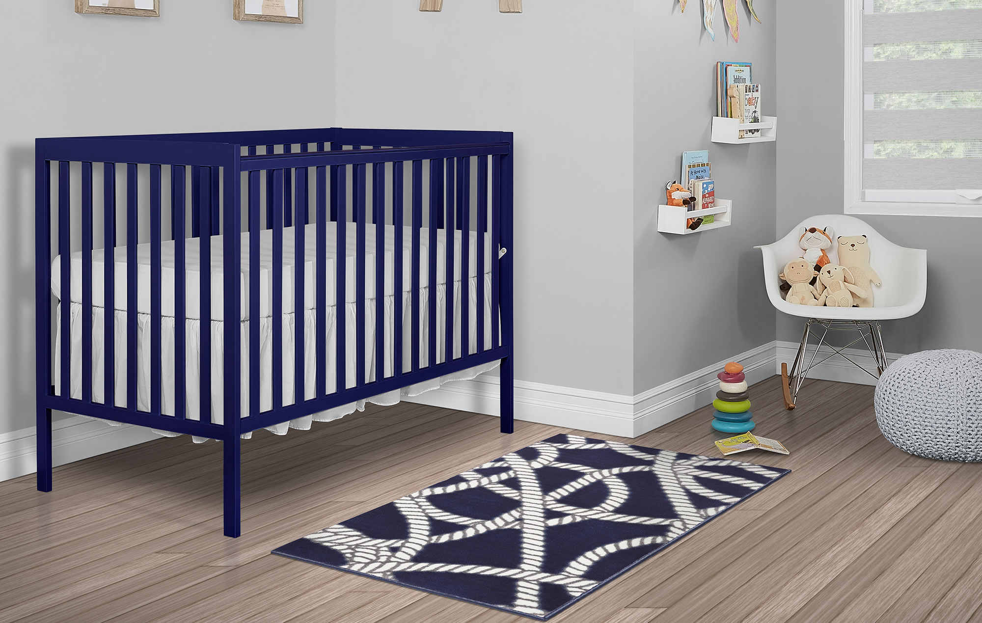 Nautical Nursery Rug