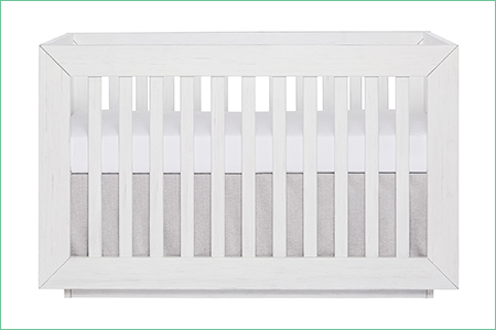 évolur MADDOX 4-in-1 Convertible Crib