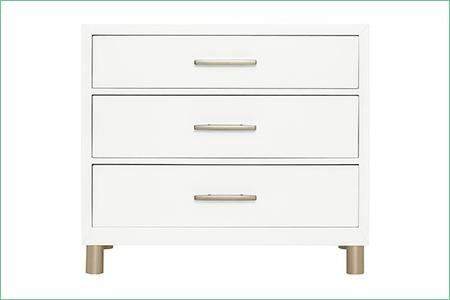 évolur ART DECO – 3 Drawer Dresser