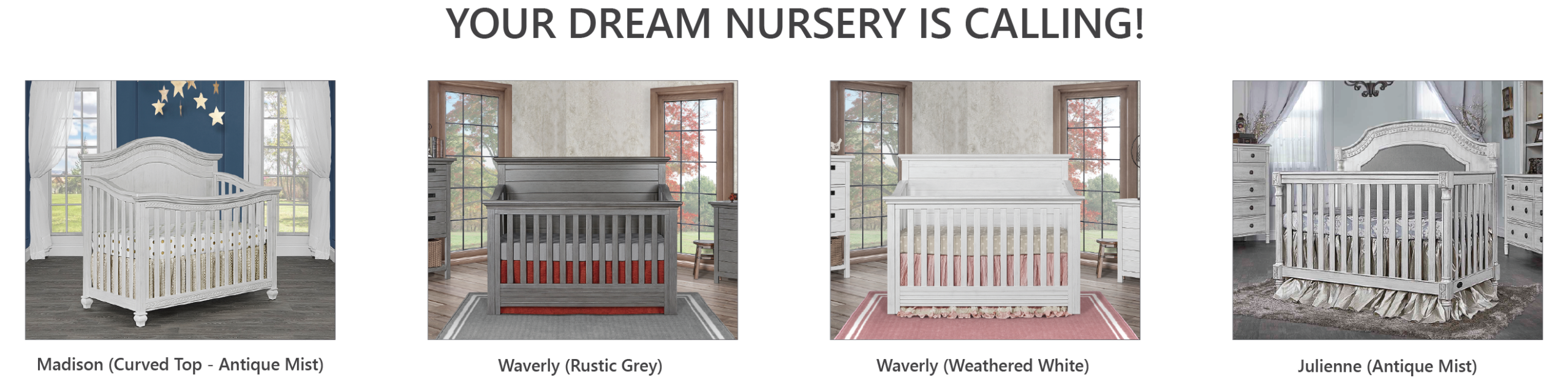 Your Dream Nursery is Calling!