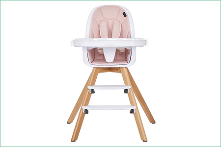 ZOODLE 2-IN-1 HIGH CHAIR
