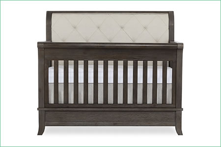 évolur AMSTERDAM – 5-in-1 Convertible Crib