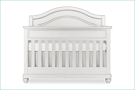 évolur GLAM – 5-in-1 Convertible Crib