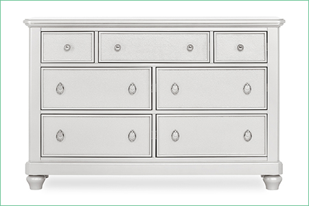 évolur GLAM – Double Dresser
