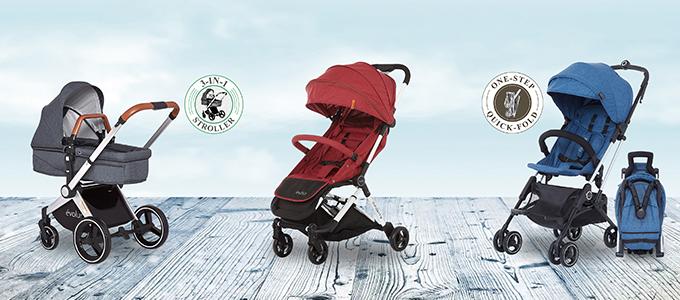 Evolur Strollers