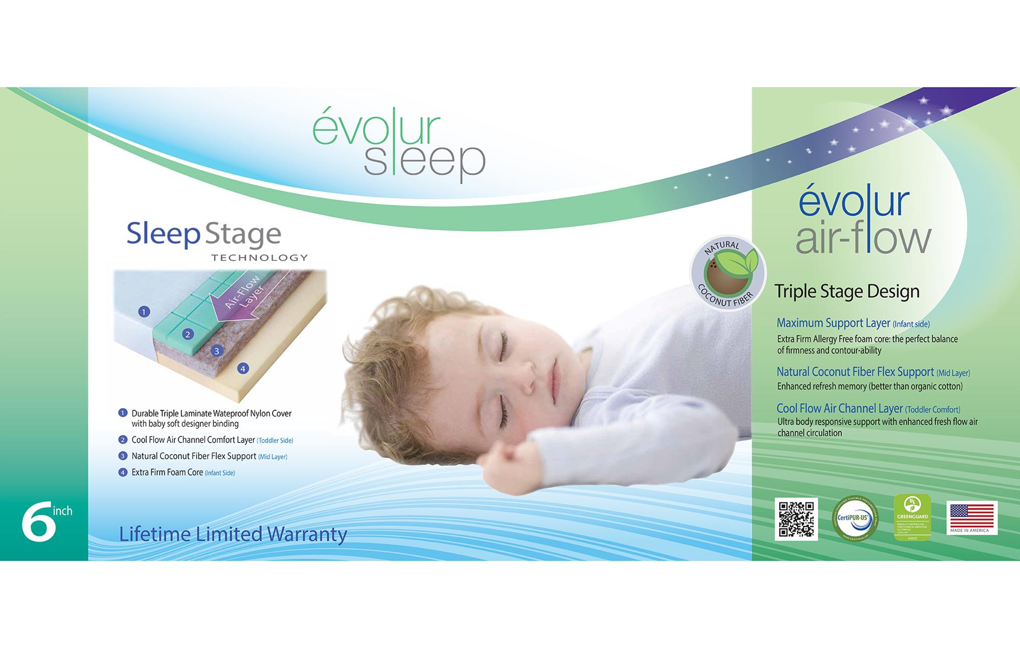Evolur Sleep Mattresses