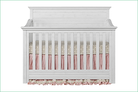 évolur WAVERLY – 5-in-1 Convertible Crib