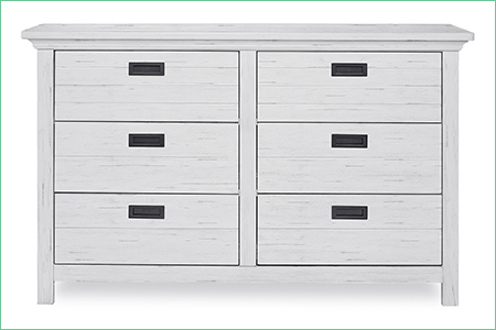 évolur WAVERLY – Double Dresser
