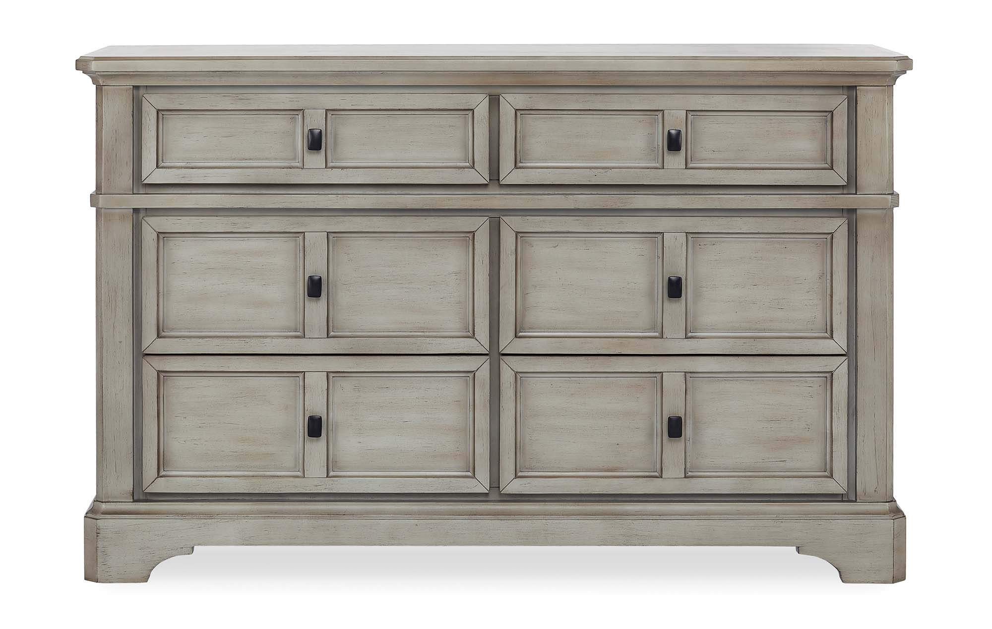 PROVENCE Double Dresser in Ash Grey
