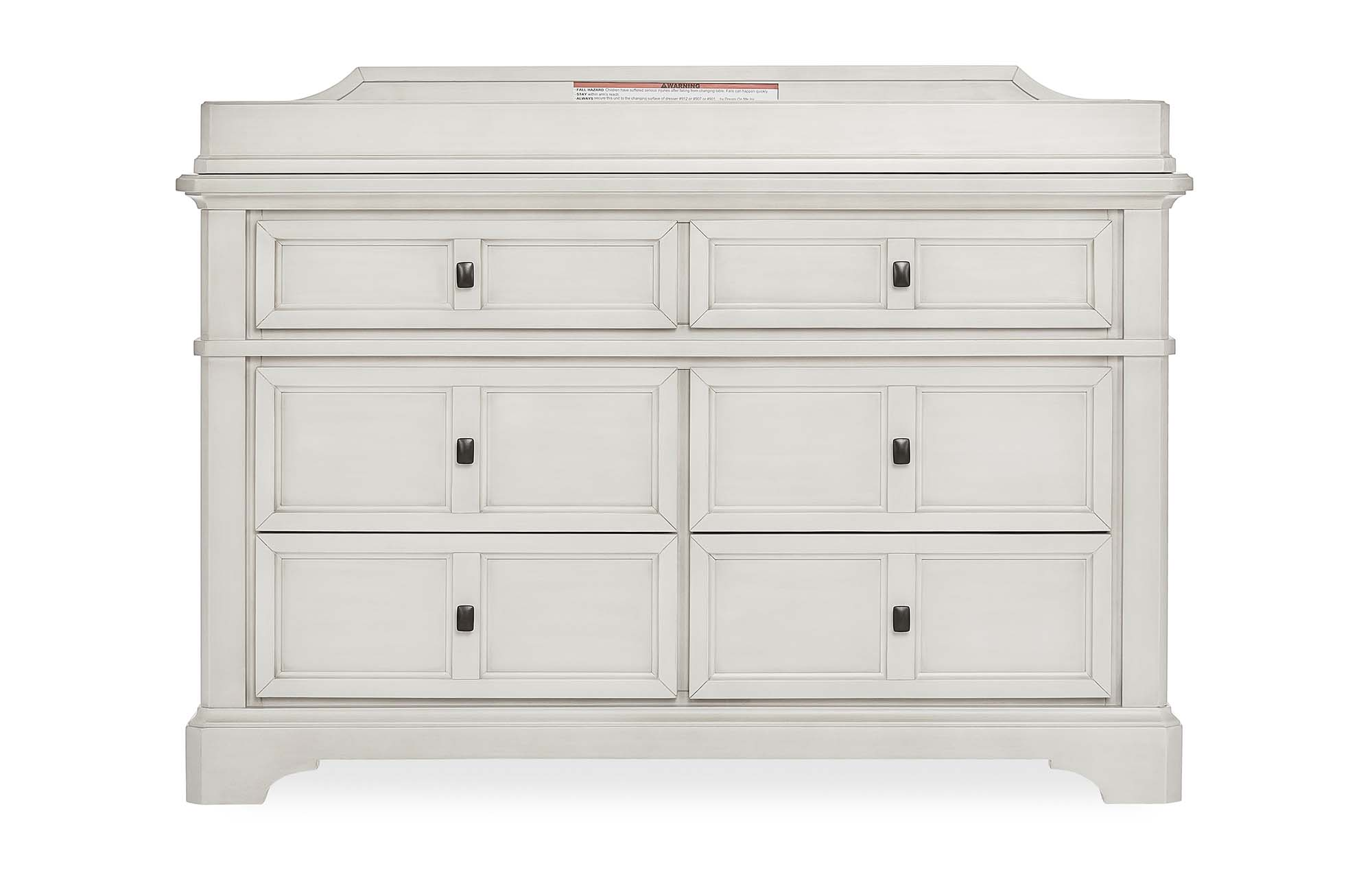 PROVENCE Double Dresser in White