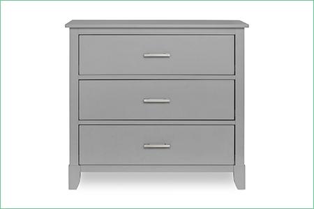Universal 3 Drawers Dresser