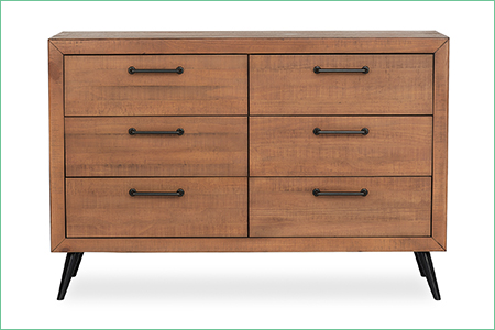 évolur STILNOVO MID CENTURY – Double Dresser