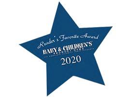 BCPN Reader's Favorite Award 2020