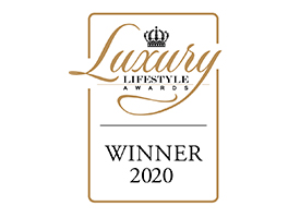 Luxury Lifestyle Awards-Winner 2020