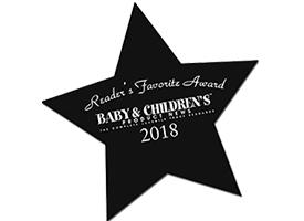 BCPN Reader's Favorite Award 2018