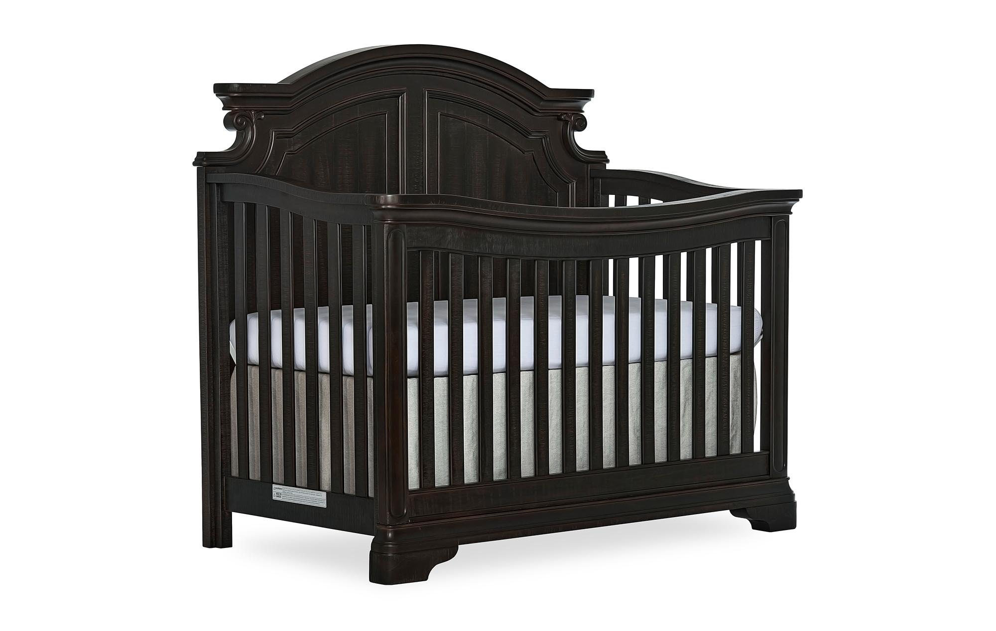 Evolur Belle 5-in-1 Convertible Crib