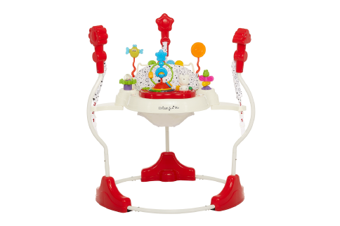 Zany Activity Center Bouncer