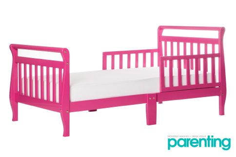 Classic Sleigh Toddler Bed