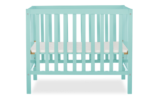 Edgewood 4-in-1 Convertible Mini Crib