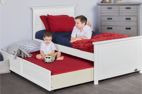 Evolur Waverly Twin Size Bed