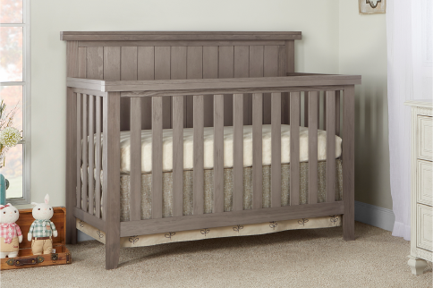 The Maple 4-in-1 Convertible Crib