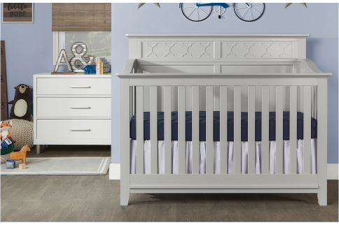 The Fairview 4-in-1 Convertible Crib