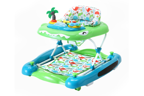 Baby Steps Activity Walker and Rocker