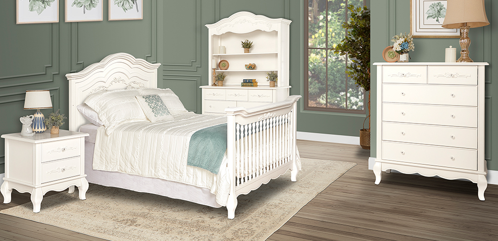8322D-FW Full Size Bed