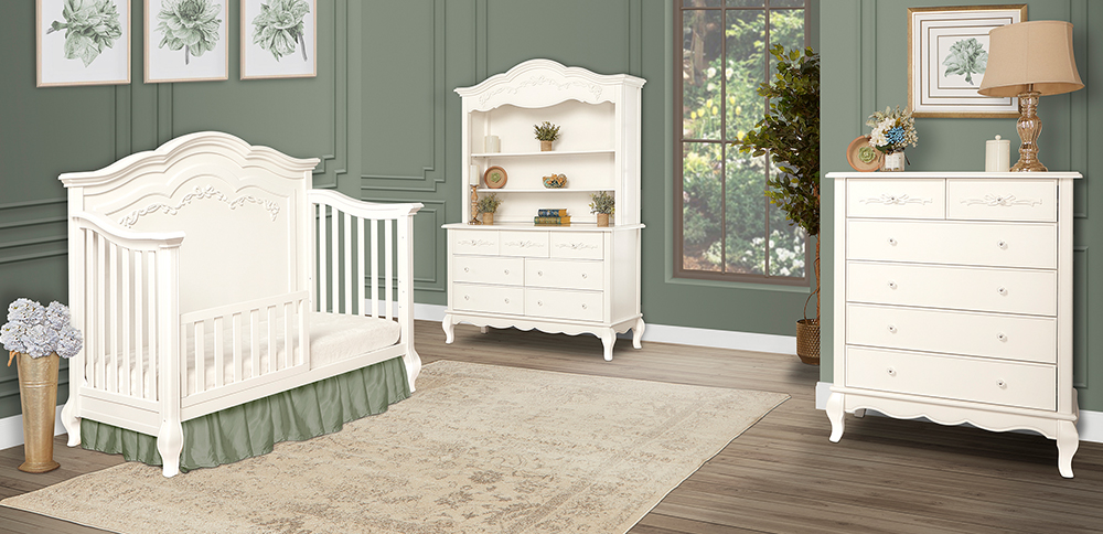 8322D-FW Toddler Bed