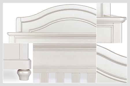 Pearl Shimmer White