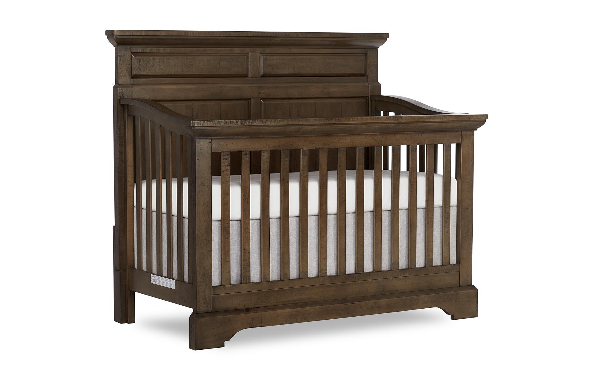 Evolur Empire 5-in-1 Convertible Crib