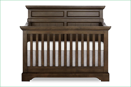 évolur EMPIRE – 5-in-1 Convertible Crib