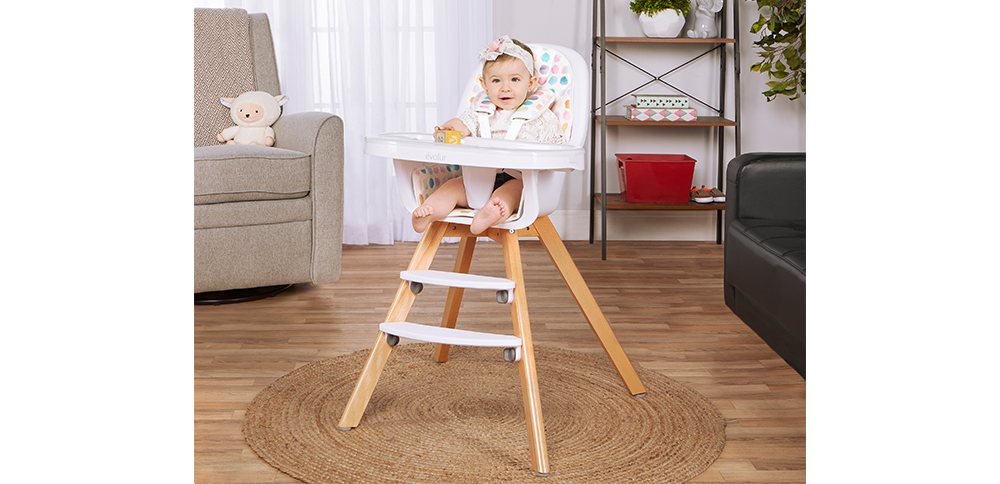 254-CB Zoodle 3-in-1 High Chair Room Shot 02