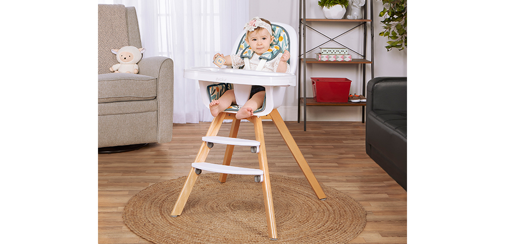 254-GX Zoodle 3-in-1 High Chair Room Shot 02