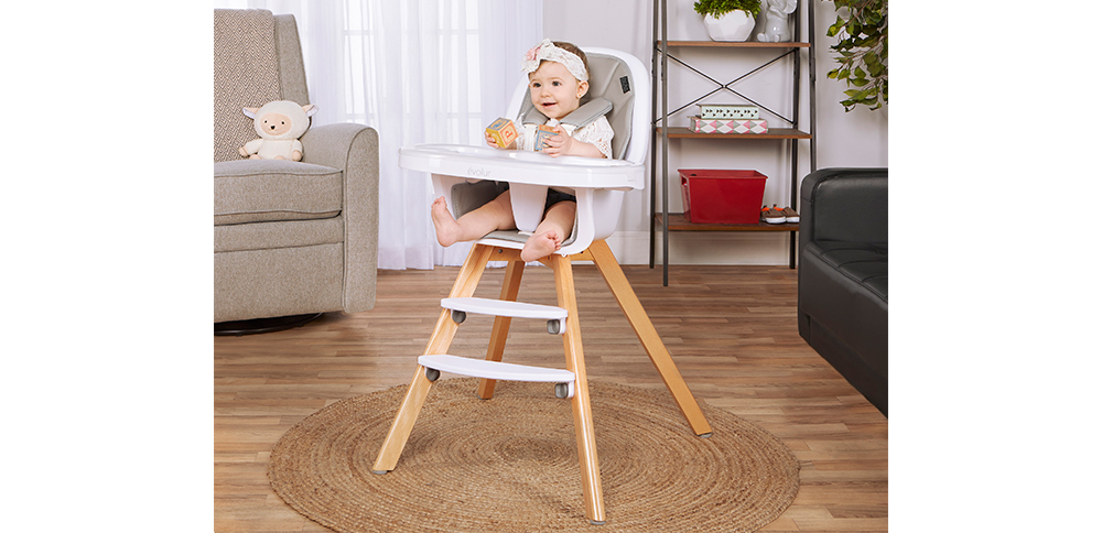 254-LG Zoodle 3-in-1 High Chair Room Shot 02