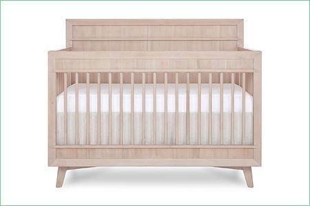 évolur ANTILIA MID CENTURY – 4-in-1 Convertible Crib